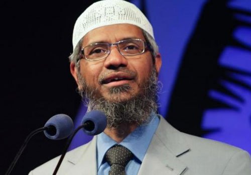 No links between Naik, terror outfits, govt tells House