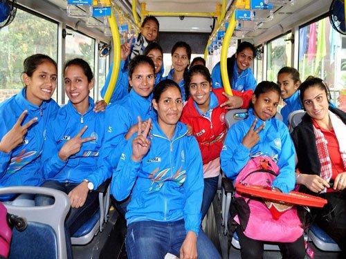 India eyes an encore against Japan in women's hockey opener