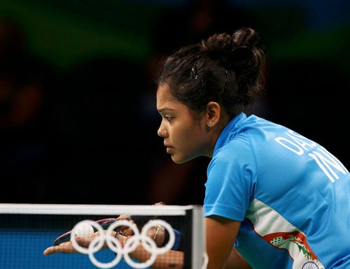 Mouma, Manika bow out after preliminary round defeats
