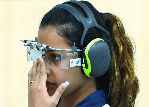 Indians continue to misfire as Heena all but out of 25m pistol