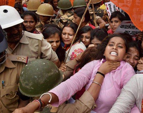 CBI to probe Bulandshahr gang-rape case | Deccan Herald