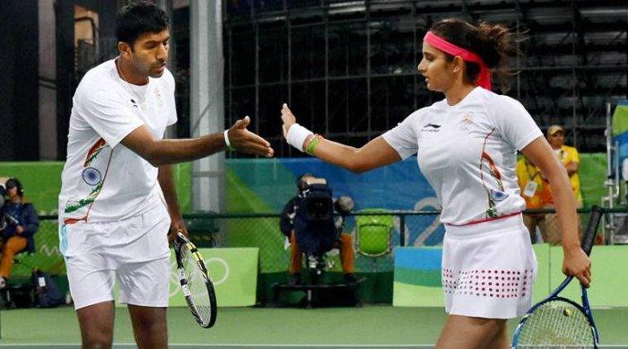 Sania-Bopanna reach mixed-doubles semis, Rio 2016 medal in sight