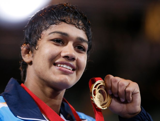 Babita recovered from fever, started training: WFI