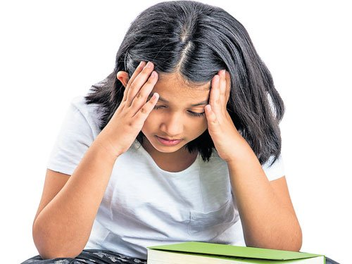 How students can respond to stress & overcome it