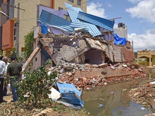 Realtors' apex body asks govt to go by CDP to tag SWD encroachments