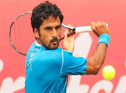 Saketh Myneni makes it to US Open singles main draw