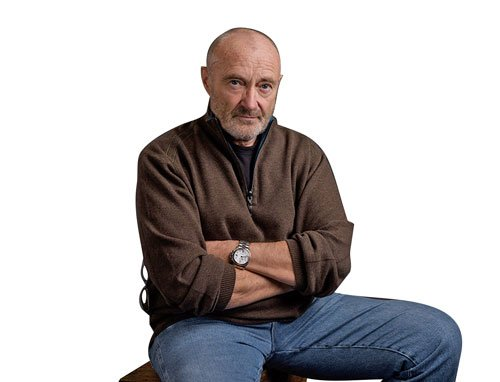 Phil Collins's return to the road