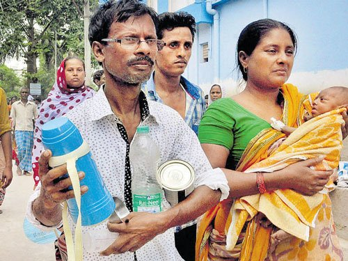 Fire in West Bengal state-run hospital kills 3