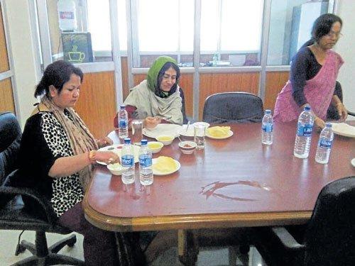 Sharmila leaves hospital, her home for 16 yrs