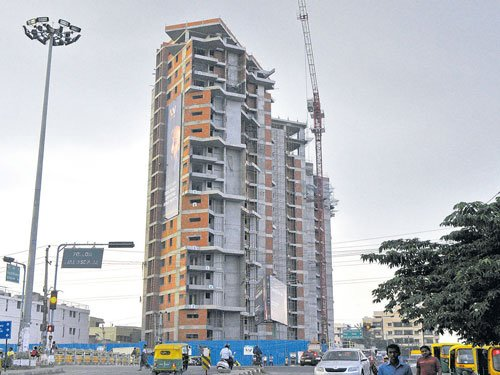 Government clearances delay apartment projects