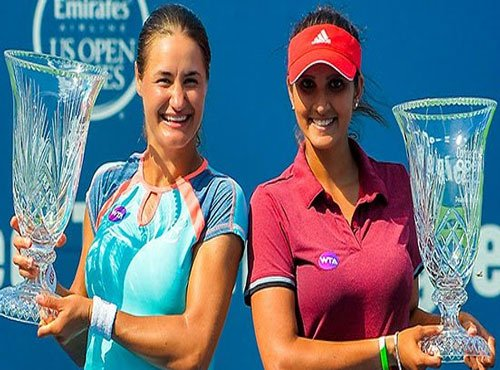 Sania wins Connecticut Open doubles title ahead of US Open