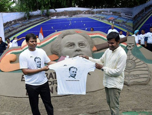 'Dhyan Chand should have got Bharat Ratna ahead of Sachin'