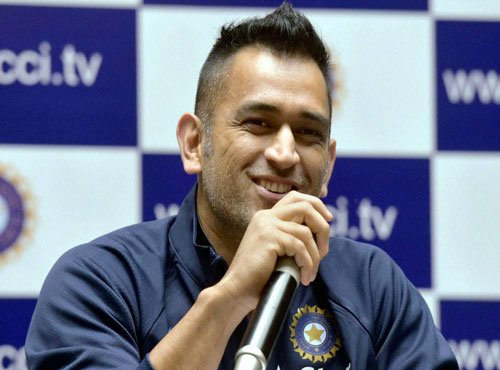 India can become World No 1 in Tests by end of session: Dhoni