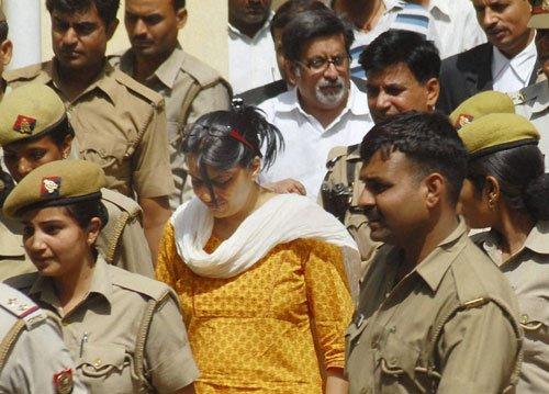 Aarushi murder case: HC grants 3 weeks' parole to Nupur Talwar
