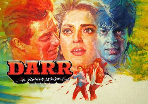 SRK's 'Darr' gets web series reboot