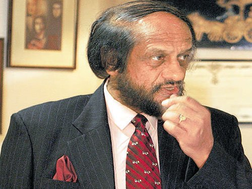 TERI ends association with R K Pachauri