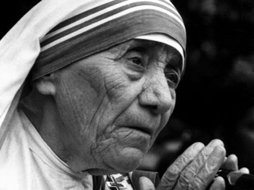 Postal cover to commemorate Teresa canonisation