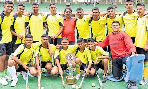 Rashtriya Military emerge champs