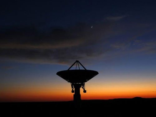 Space radio signal points to intelligent alien life?