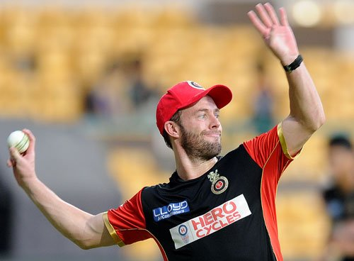 AB de Villiers tells his story