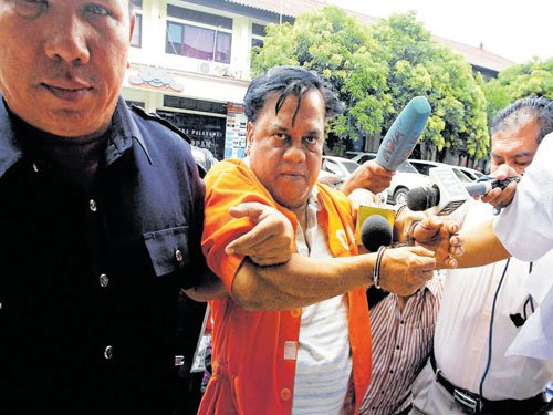 Charges framed against Chhota Rajan in J Dey murder case