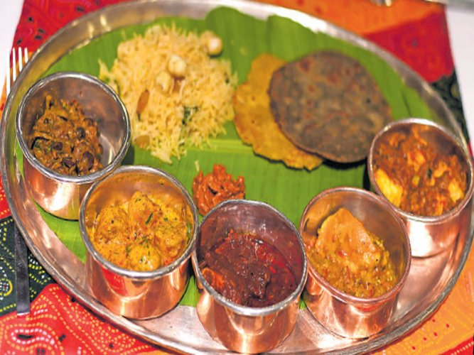 The culinary Rajasthan