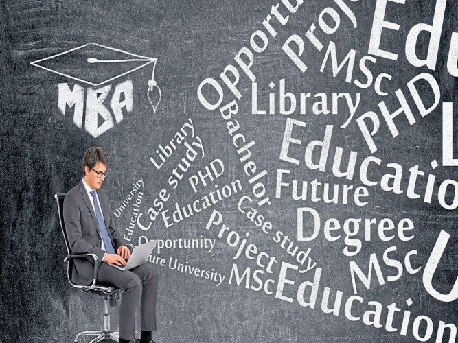 Rebooting MBA programmes