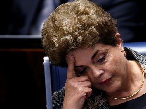 Brazil's Rousseff stripped of presidency, Temer sworn in