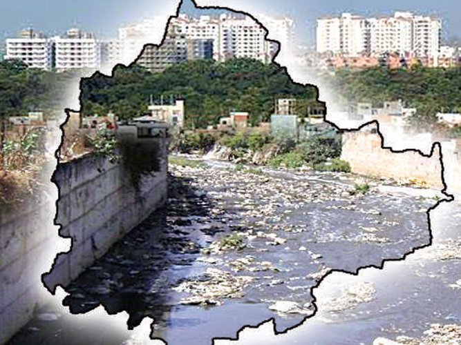 Result of rajakaluve encroachment demolitions overlooked