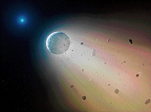 Twin stars hosting three giant planets found