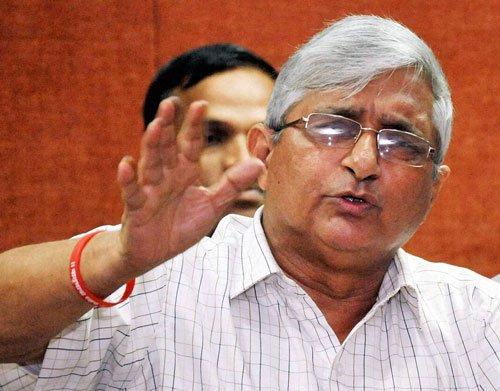 Goa RSS divided over Velingkar's move to float parallel unit