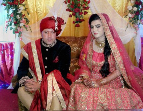 Srinagar police officer ties knot with PoK girl amid unrest