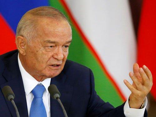 Uzbekistan president Karimov dead: official