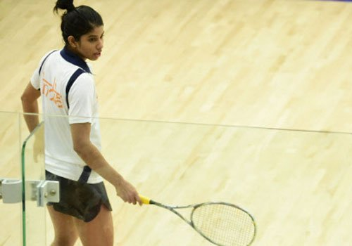 Saurav and Joshna lose in quarterfinals at China Open