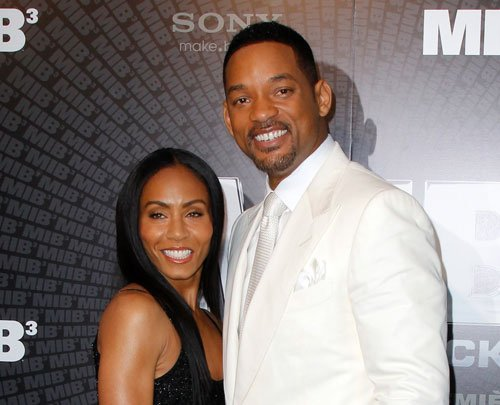 Will Smith attends mother-in-law's wedding