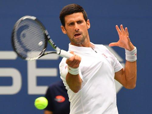 Defending champ Djokovic into US Open quarter-finals
