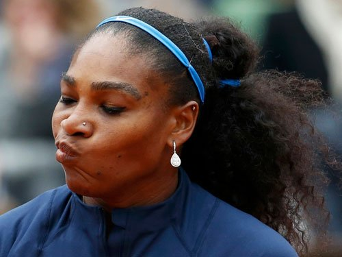Serena Williams overtakes Federer for most Slam match wins
