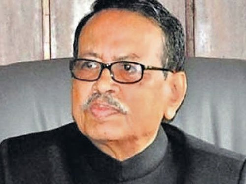Arunachal Governor refuses to resign, says Prez has to dismiss him