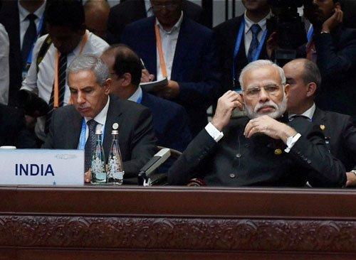 Modi looking forward to visiting Pak for SAARC: Indian envoy
