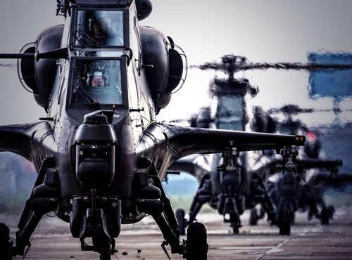 PLA equips all ground forces with new attack helicopters