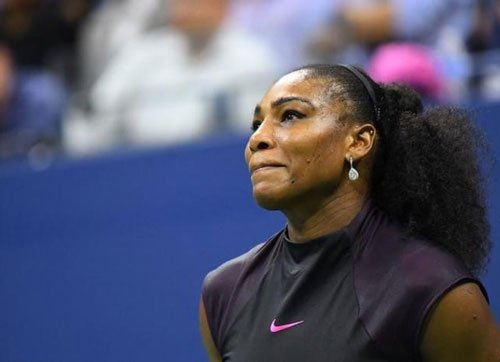 Serena Williams stunned by Pliskova in U.S. Open semis