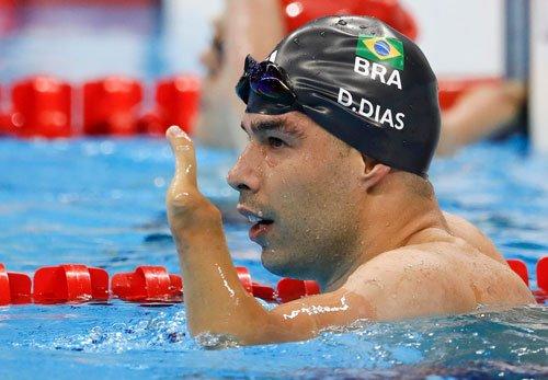 Brazilian Paralympic star the new Phelps? No, he's Dias