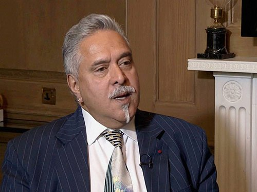 Can't return as passport is revoked, says Mallya