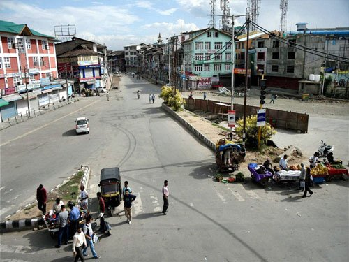 Curfew lifted from entire Kashmir