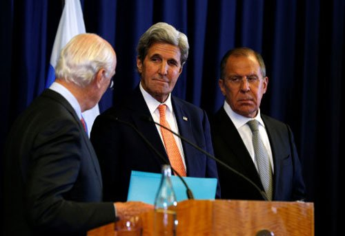 US, Russia reach ceasefire agreement on Syria