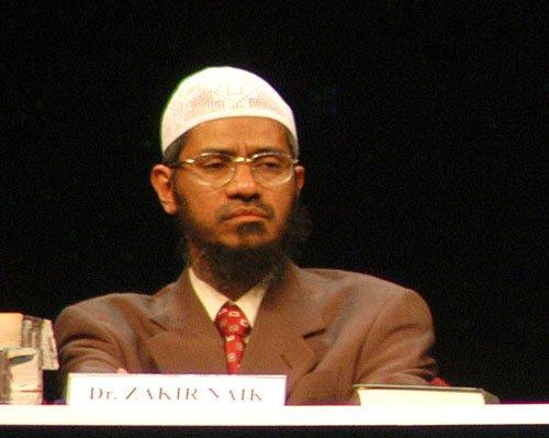 Zakir Naik's NGO donated Rs 50 L to Rajiv Gandhi Trust
