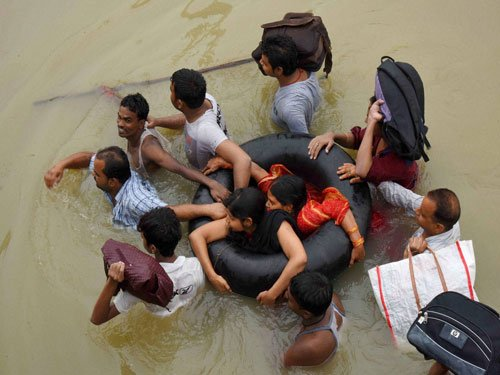 Death toll in Bihar floods rises to 222