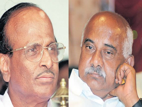Cong to put Poojary, Vishwanath on notice for barbs against CM