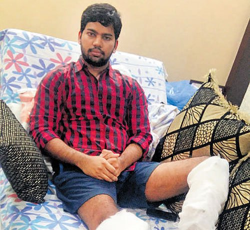 Height-gain surgery leaves techie bedridden