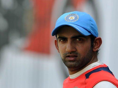 Ahead of team selection, fans chant 'bring back Gambhir'
